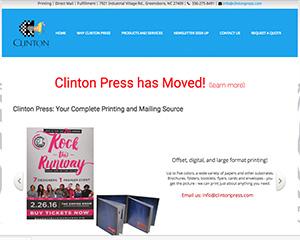 C@PSTONE Client - Clinton Press