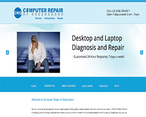 C@PSTONE Client - Computer Repair of Greensboro