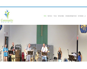 C@PSTONE Client - FLC Community Worship