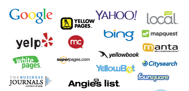 Top directories for business