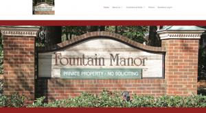 Fountain Manor a Townhome community in Greensboro, NC