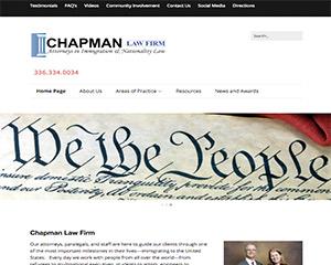 C@PSTONE Client - Chapman Law Firm