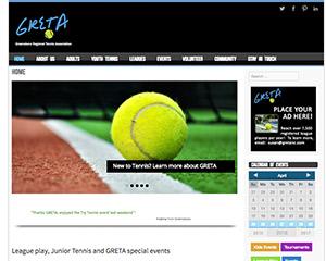 C@PSTONE supports the Greensboro Regional Tennis Association