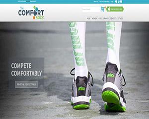 C@PSTONE Client - The Comfort Sock