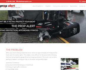 C@PSTONE Client - The Prop Alert